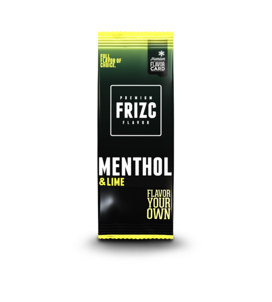 Menthol & Lime